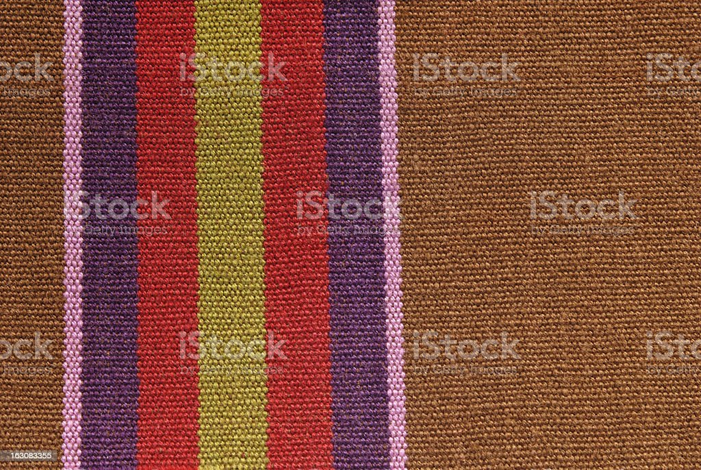 striped fabric texture stock photo