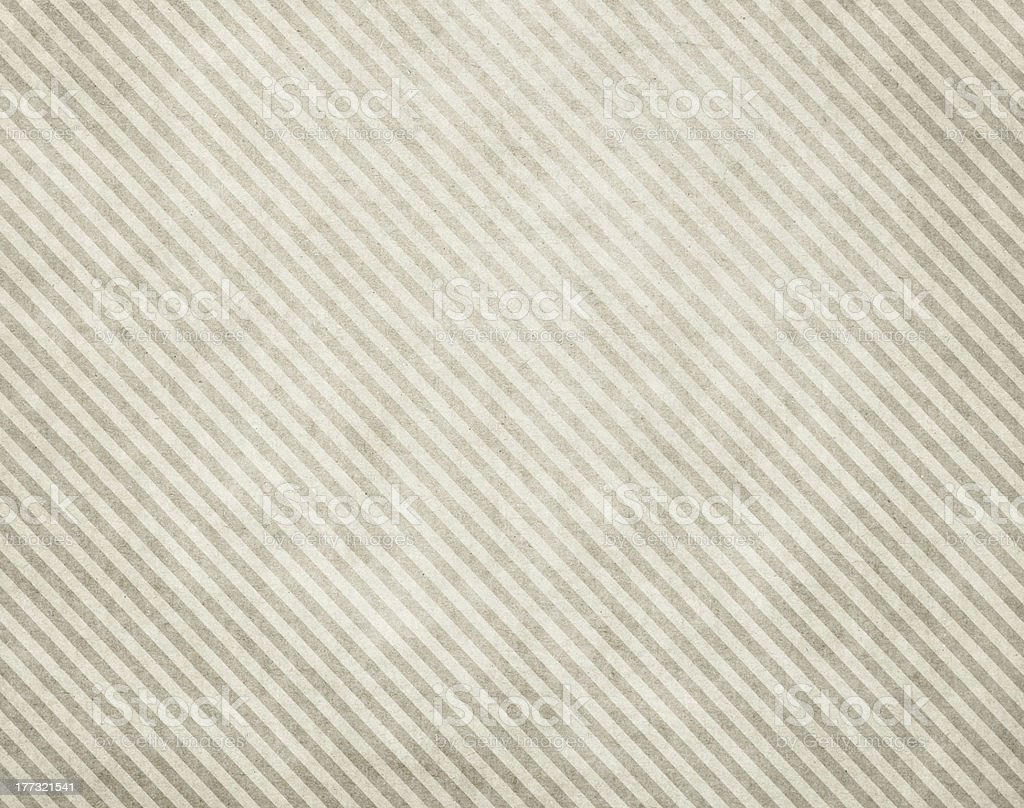 Striped paper texture stock photo