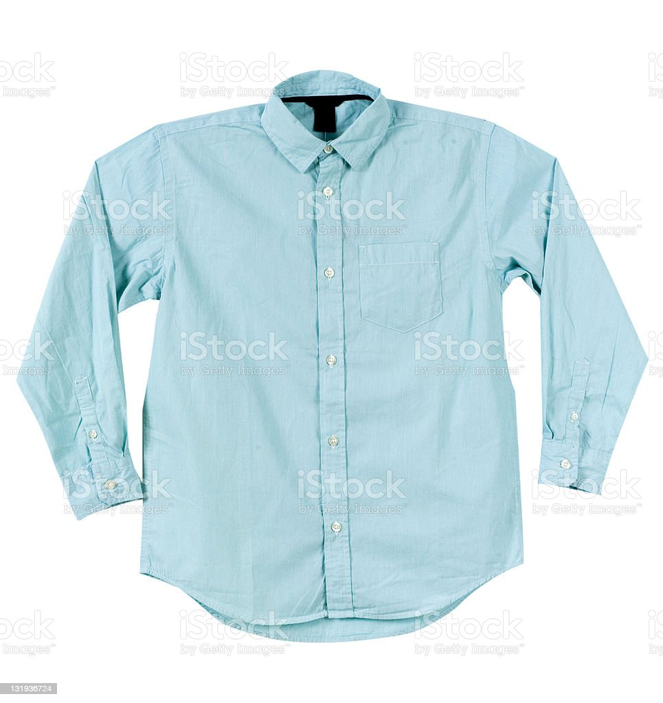 Striped shirts royalty-free stock photo