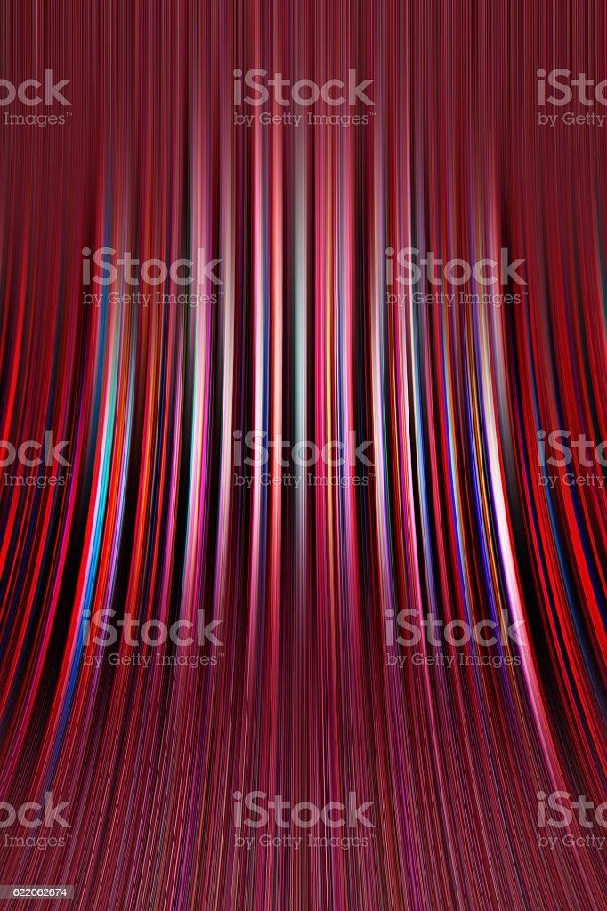 Striped Technology Abstract Background stock photo