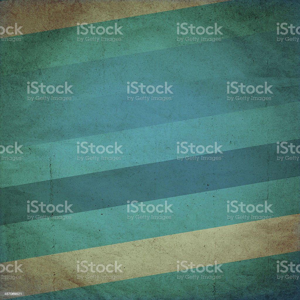 A striped turquoise background stock photo