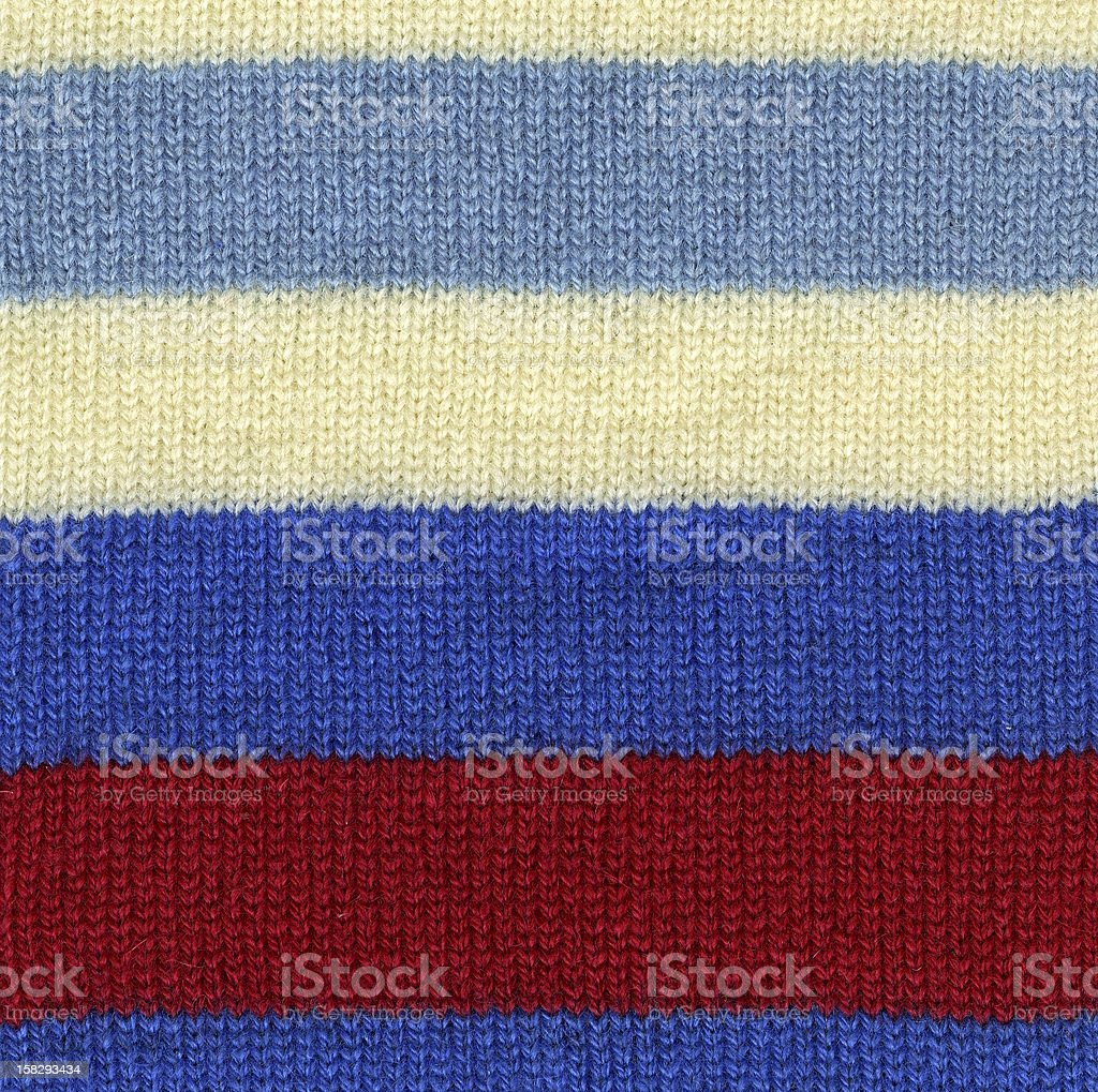 Striped wool texture royalty-free stock photo