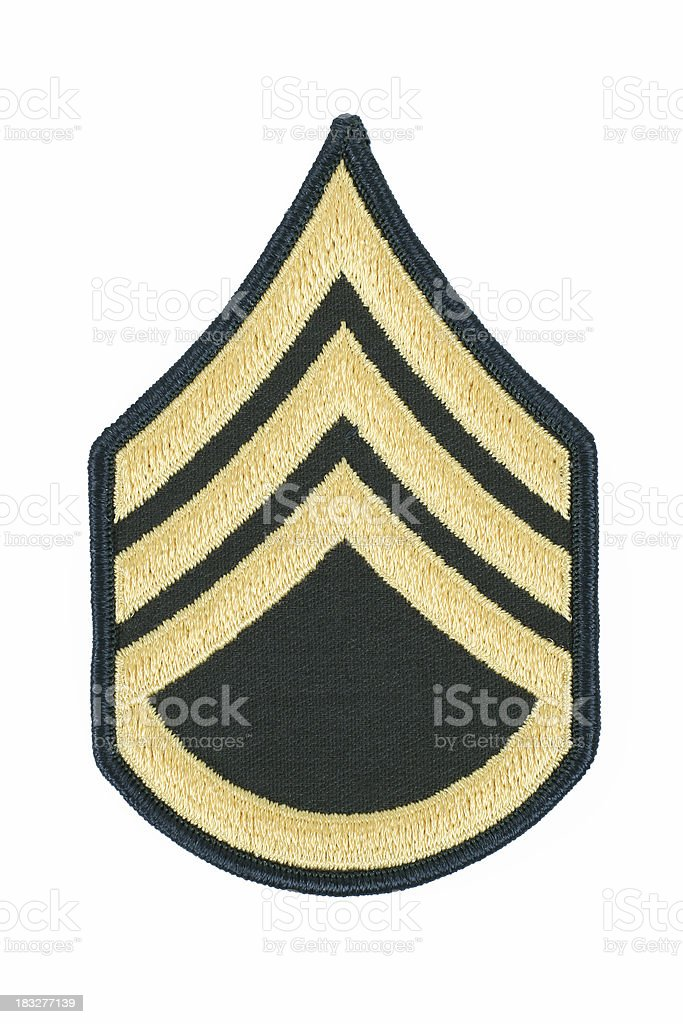 SSG Stripes stock photo