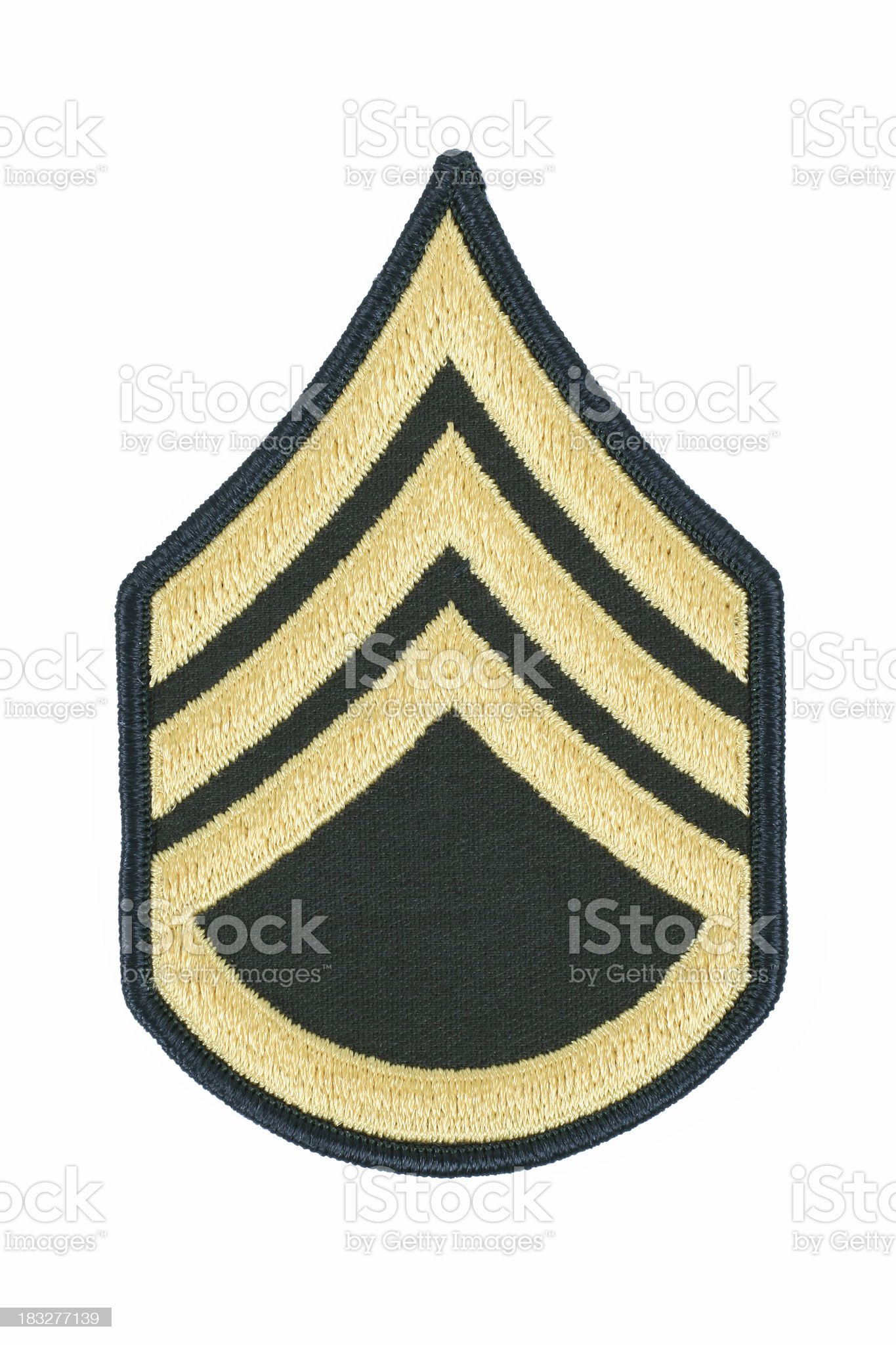 SSG Stripes royalty-free stock photo
