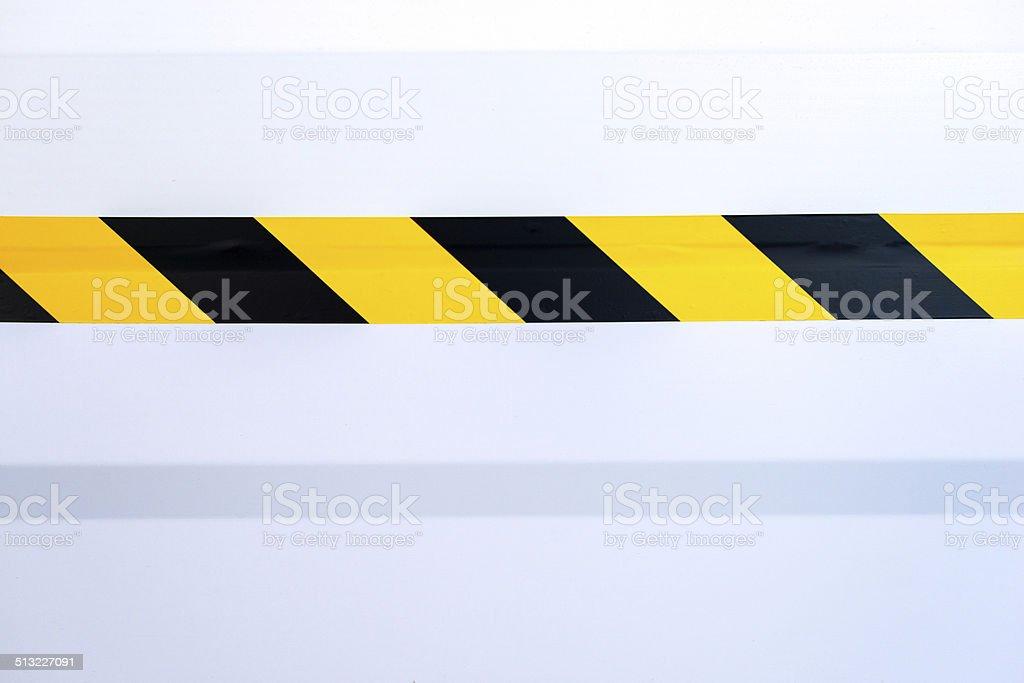 stripes safety stock photo
