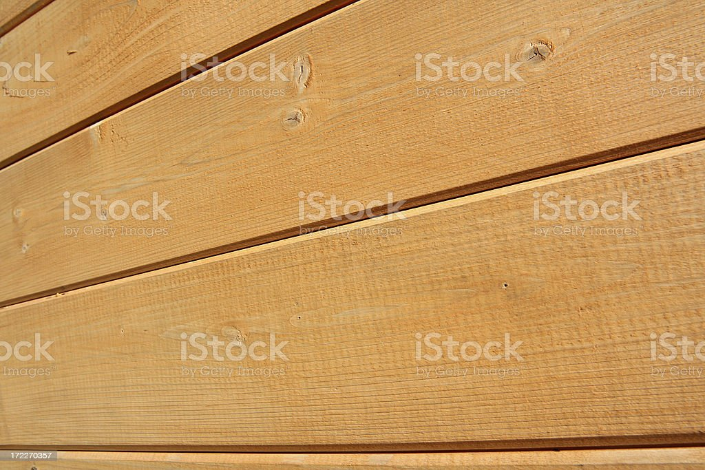 Strips of wood. royalty-free stock photo