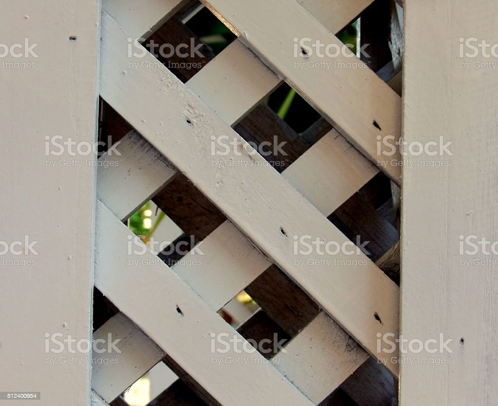 Strips old white painted reause stock photo