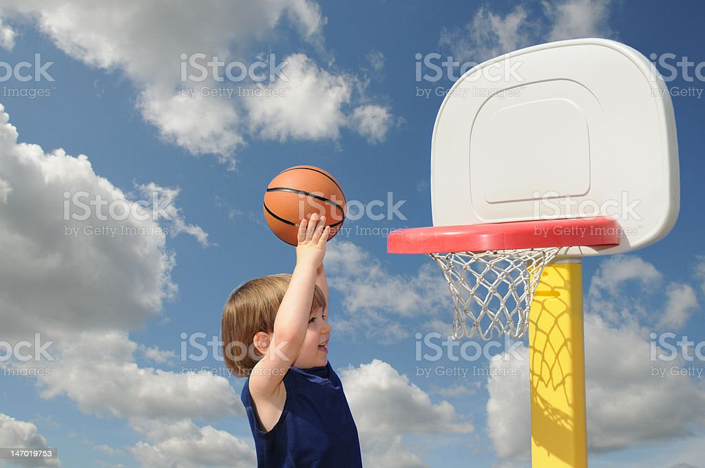 Striving royalty-free stock photo