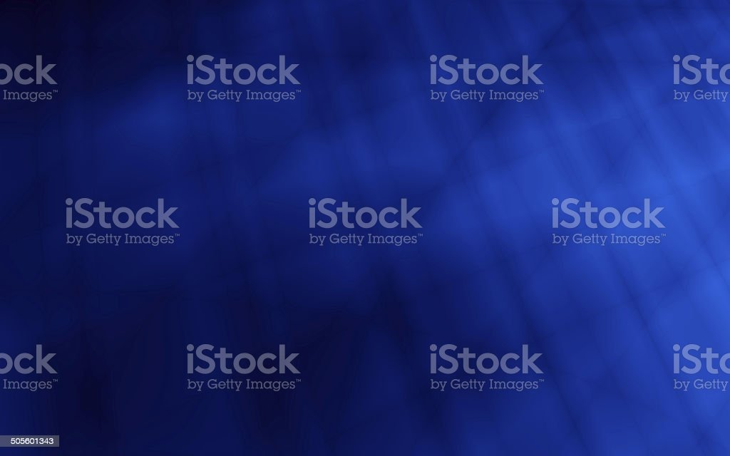 Strom dark blue abstract design stock photo