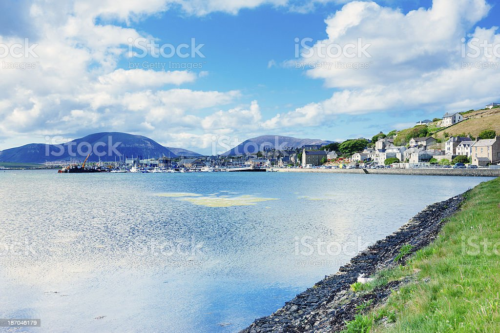 Stromness, Orkney Islands stock photo