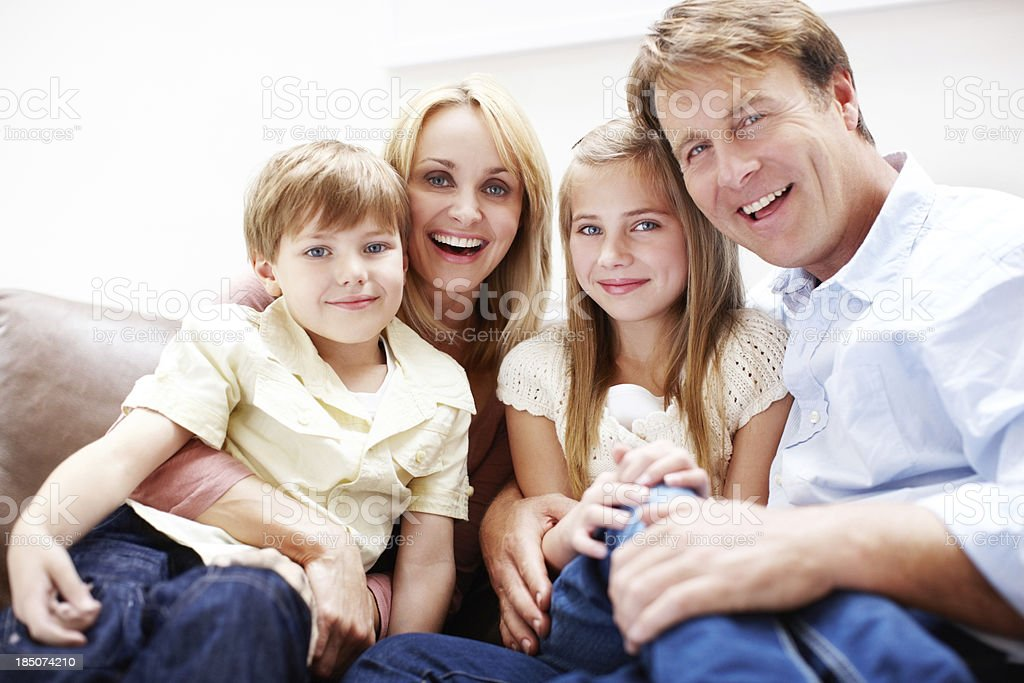 Strong genes royalty-free stock photo