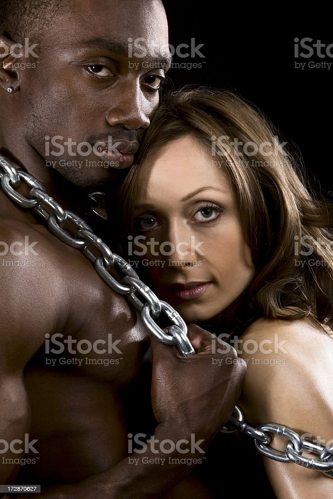 Strong Love stock photo