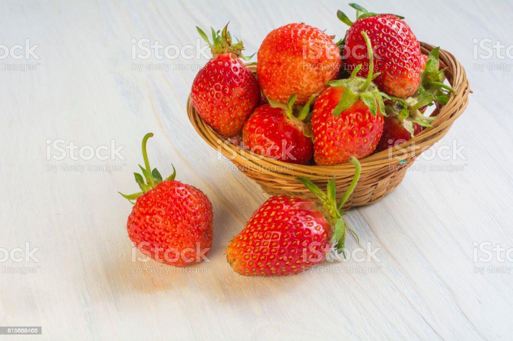strrawberry stock photo
