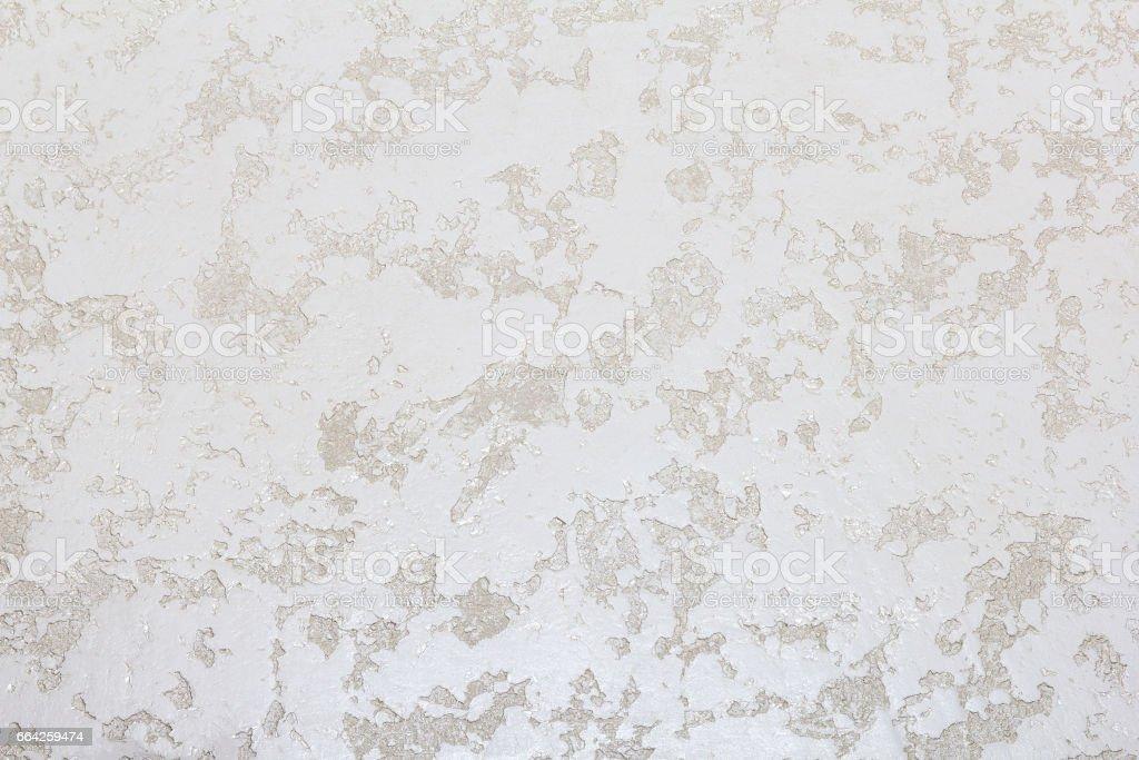 structural decorative plaster stock photo
