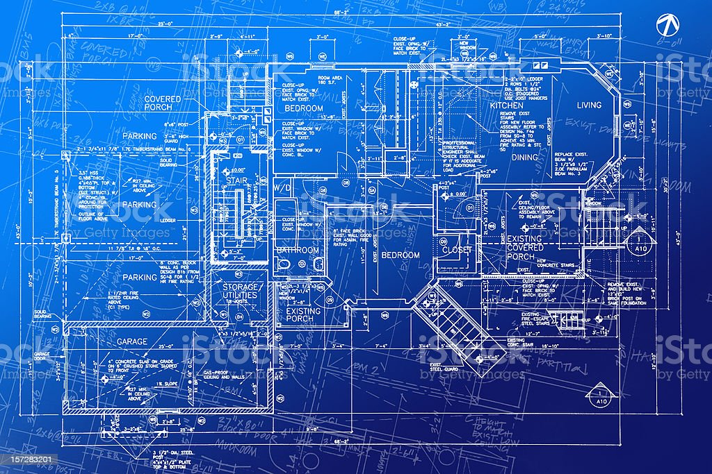 Structural Imagery v09 stock photo