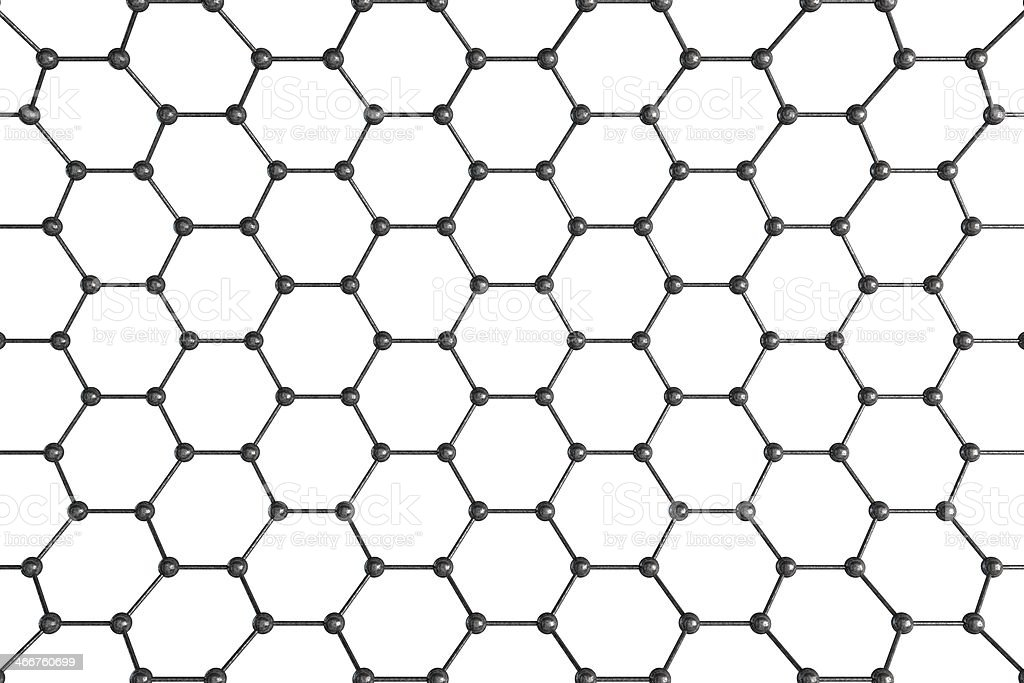 Structural Mesh stock photo
