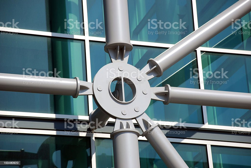 Structure Detail royalty-free stock photo