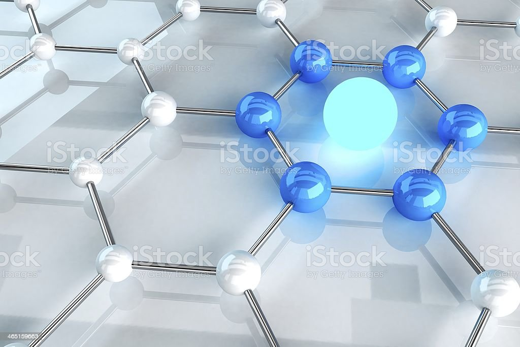 Structure Link Concept stock photo