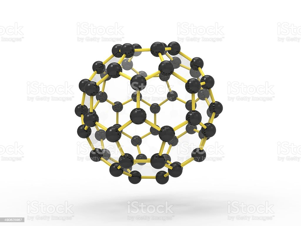 structure of Atomic stock photo