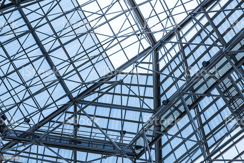 Structure roof royalty-free stock photo