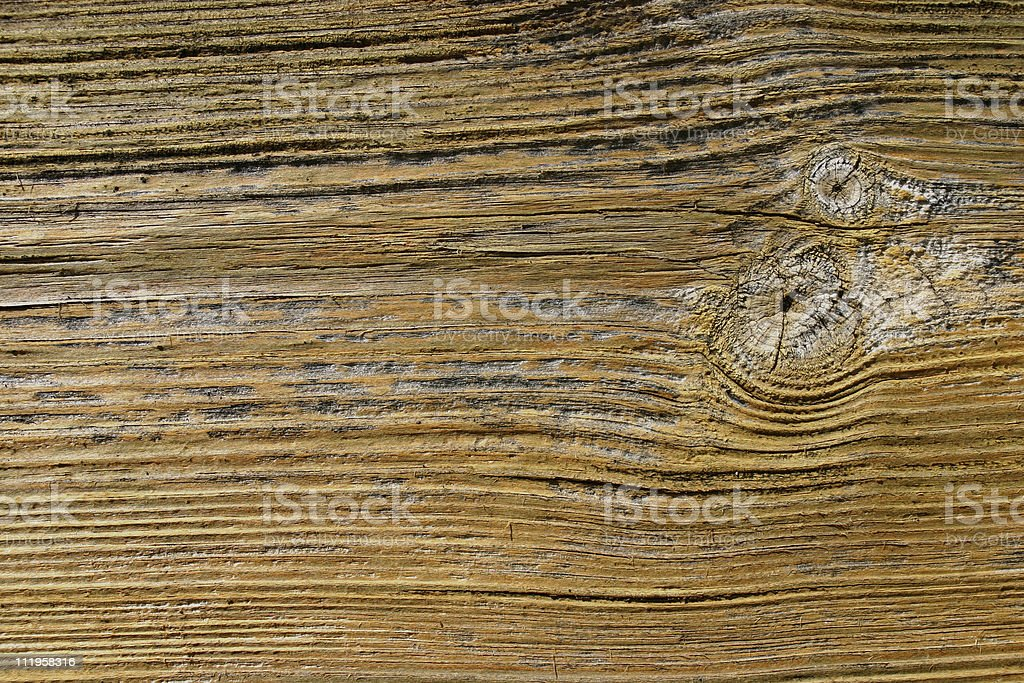 Struktur eines Holzbrettes royalty-free stock photo