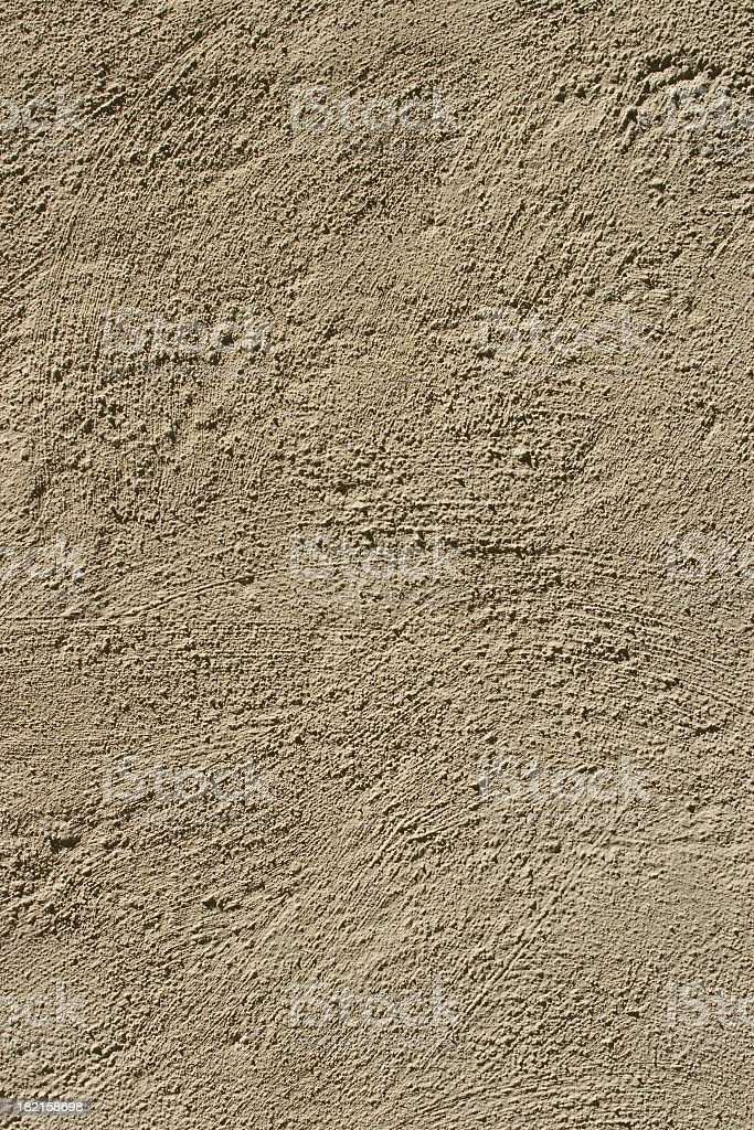 Stucco and Sandstone Texture royalty-free stock photo