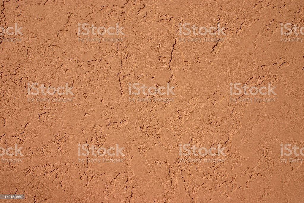 Stucco Surface stock photo