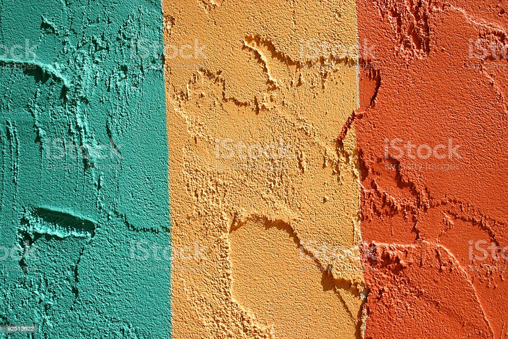Stucco Surface royalty-free stock photo