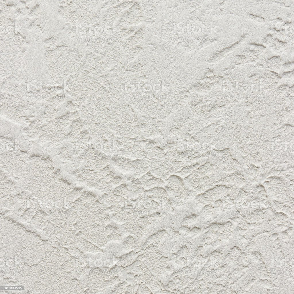 Stucco wall background or texture stock photo