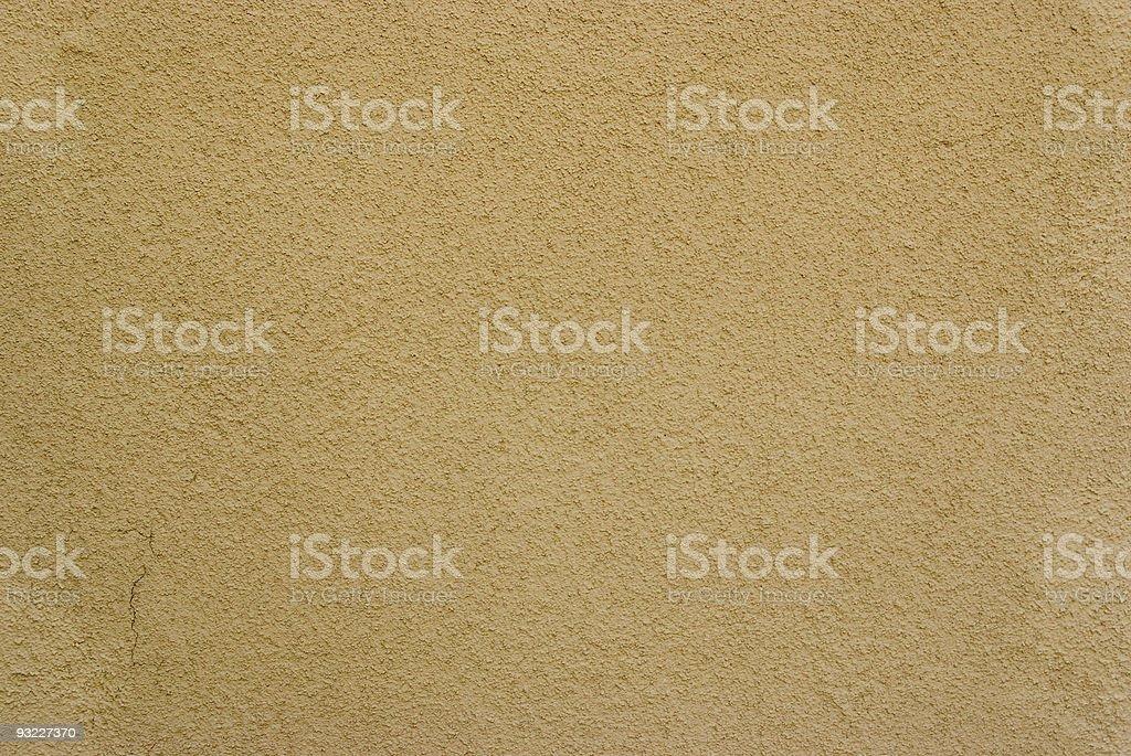 Stucco Wall royalty-free stock photo