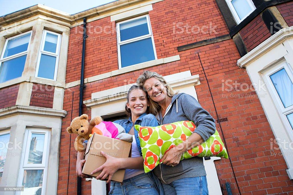 Student Accommodation stock photo