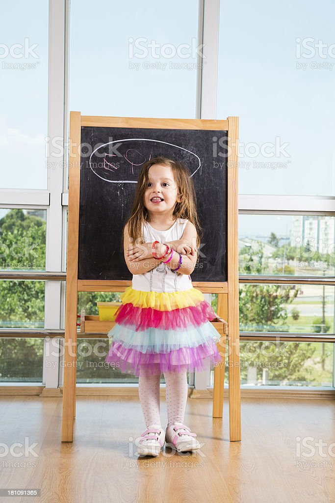 Student Child royalty-free stock photo