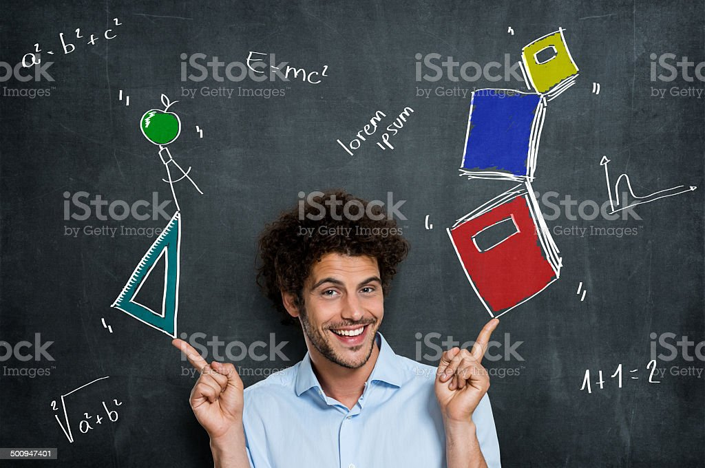 Student education stock photo