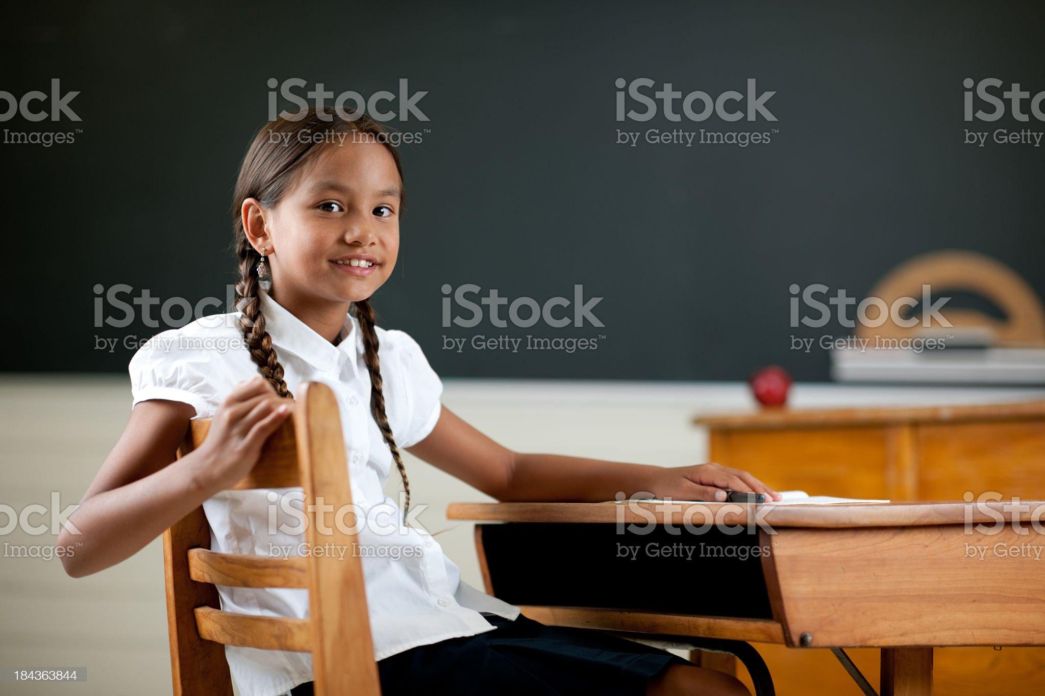 Student royalty-free stock photo