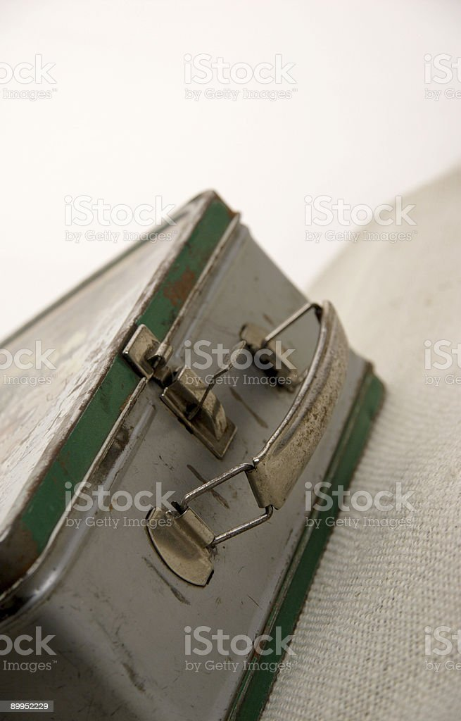 student school lunchbox royalty-free stock photo
