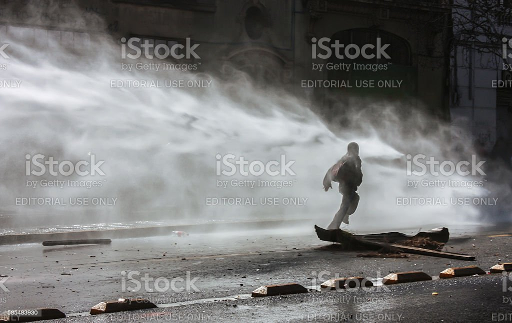 Student's March stock photo
