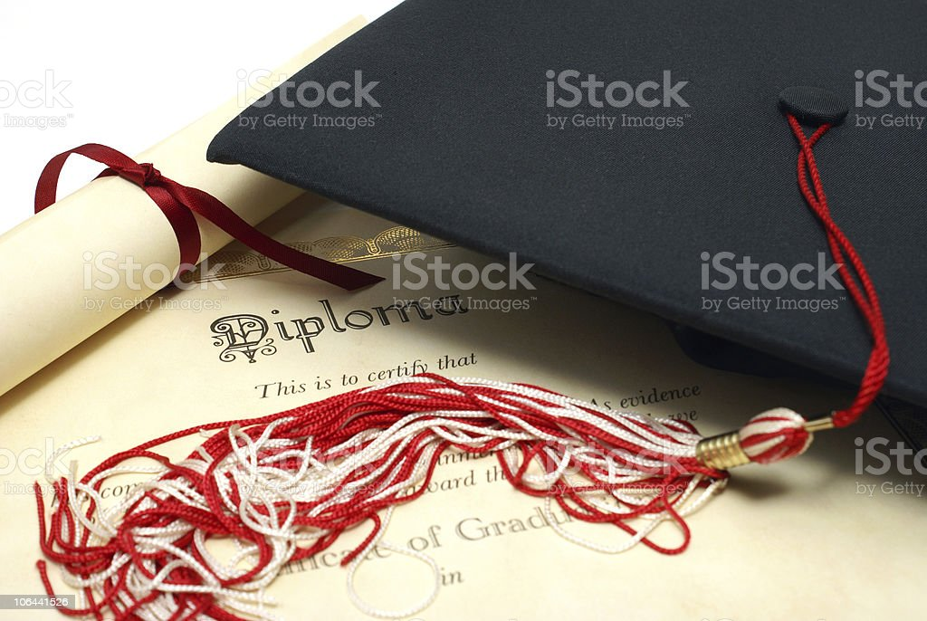 Students Success stock photo