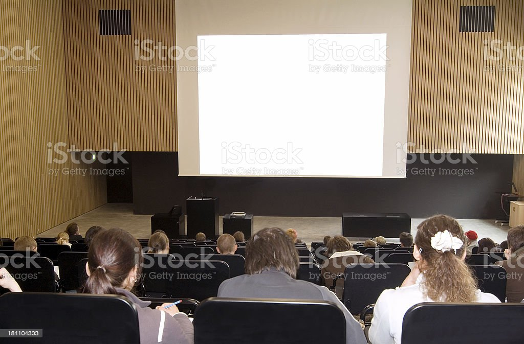 students working royalty-free stock photo