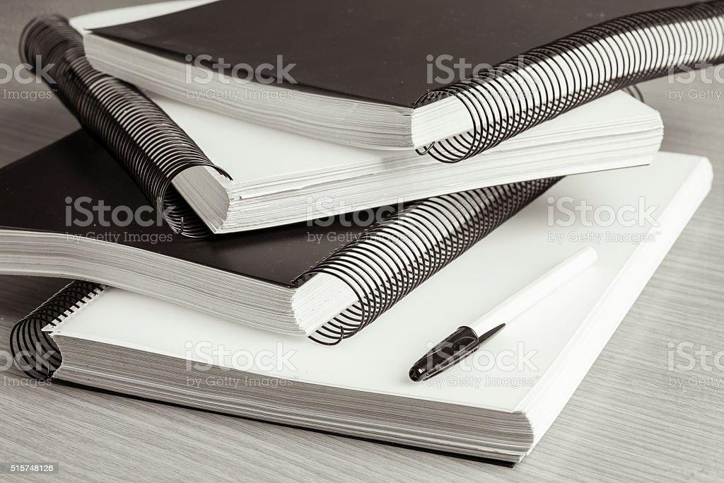 Studies. stock photo