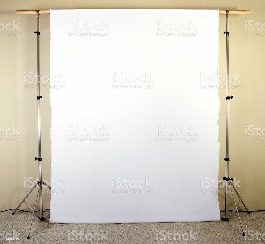 Studio Backdrop royalty-free stock photo