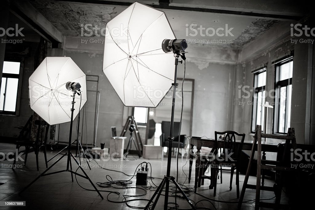 Studio royalty-free stock photo