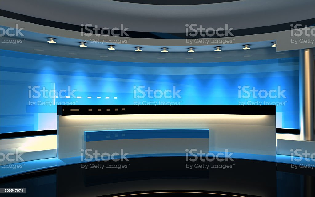 Studio stock photo