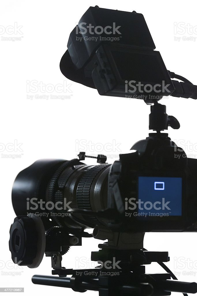 Studio Set stock photo