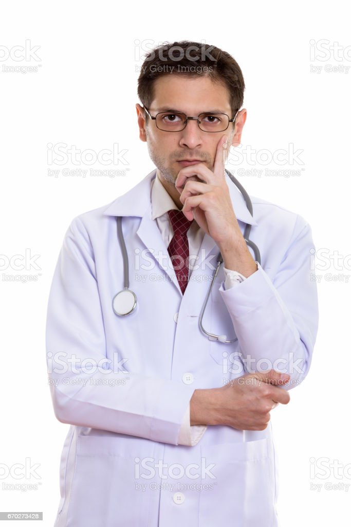 blonde man is punishing the hot doctor wearing glasses  78012