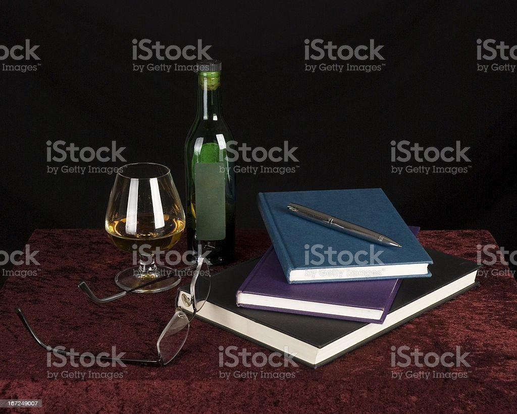 study break royalty-free stock photo