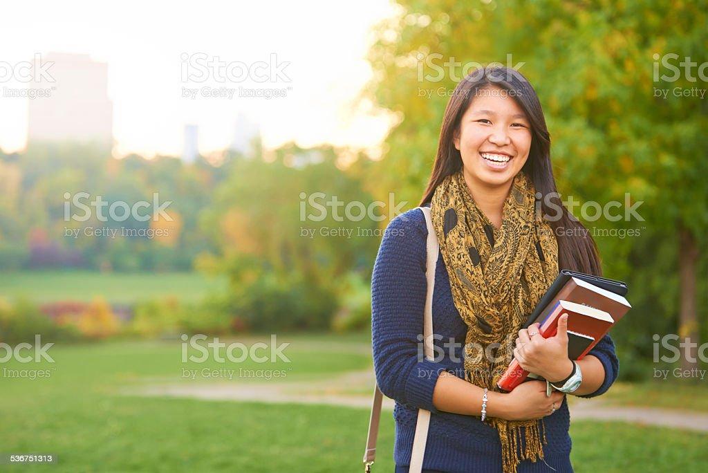 Study nature stock photo