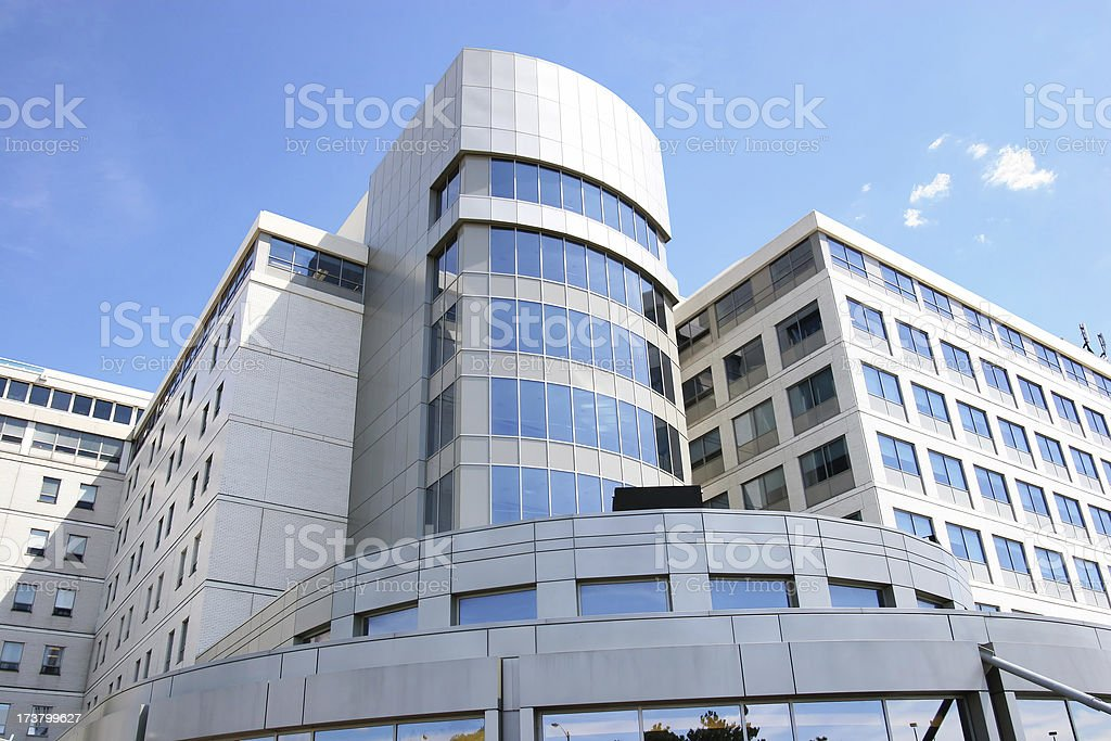 Study of Architectural Form 05 stock photo