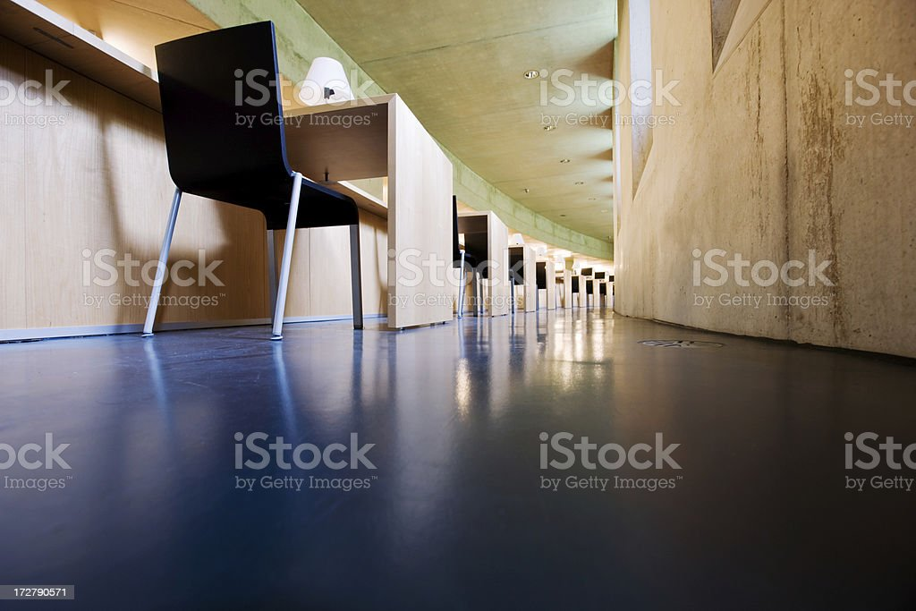 Study Place royalty-free stock photo