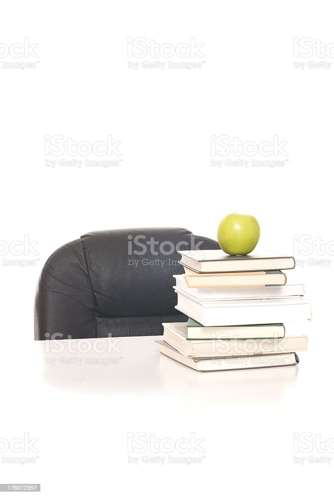 Study Setting royalty-free stock photo