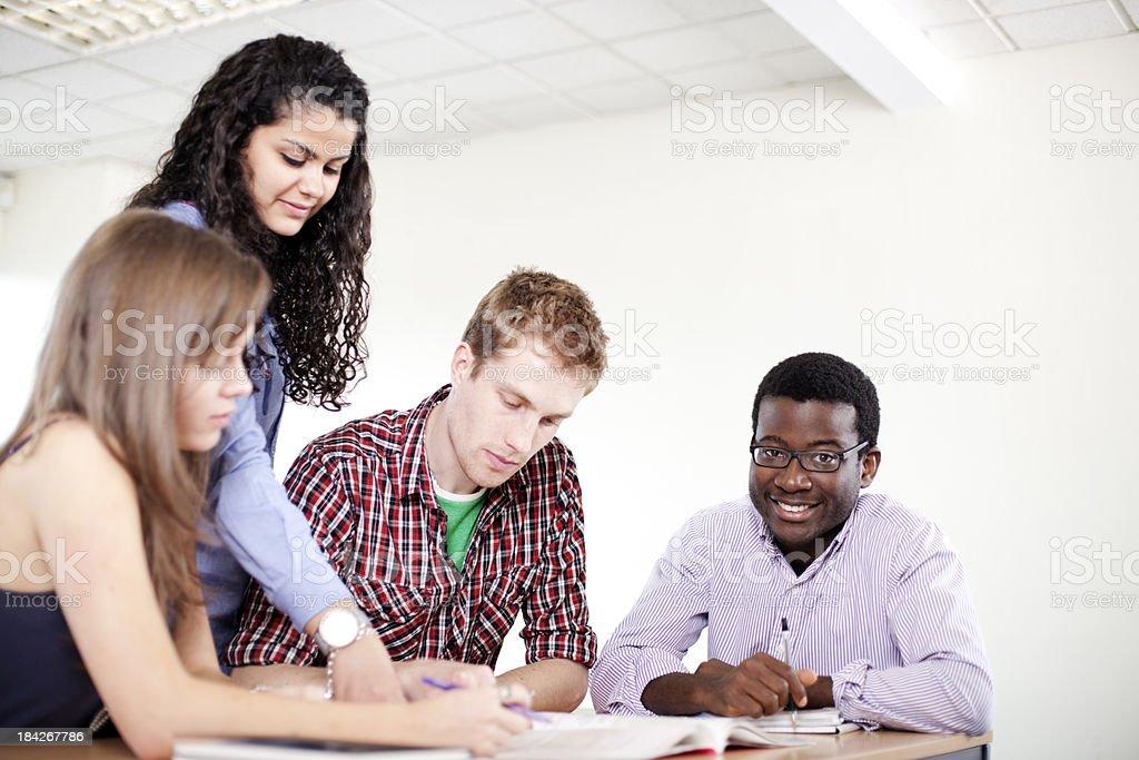 Study success stock photo